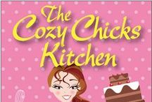 The Cozy Chicks Kitchen / Have you tried our wonderful cookbook--115 recipes from the Cozy Chicks! / by Cozy Chicks