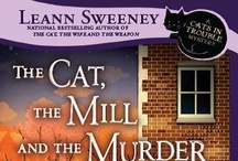 Books By Leann Sweeney / Leann Sweeney writes the Cats in Trouble Mysteries and the Yellow Rose Mysteries. / by Cozy Chicks