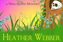 Books By Heather Webber / by Cozy Chicks
