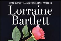 Books by Lorraine Bartlett / Lorraine Bartlett writes the Victoria Square Mysteries and the Tales of Telenia adventure-fantasy series. As Lorna Barrett, she writes the Booktown Mysteries. As L.L. Bartlett, she writes the Jeff Resnick Mysteries.