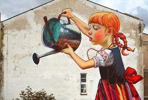 Street Art / by Rasha Soliman