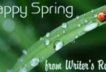 Seasons Of Writing / Our blog articles specifically-themed to holidays or seasons of the year. / by Writer's Relief