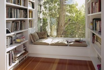 Cozy Reading Nooks / Love to read cozy mysteries?  We do, too. These nooks would make the perfect place to spend a lazy afternoon reading. / by Cozy Chicks