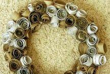 TP rolls recycle DIY