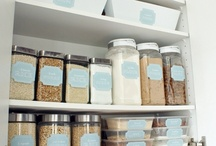 Organizing Solutions / by Michele Yates {The Homesteading Cottage}