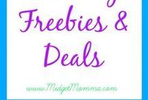freebies & contests / by Krysa Scoggins