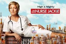 Nurse Jackie / TVGIRL.NET - television news and reviews :) / by Dani Obraztsova