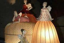 Light me up!- bought, diy, ideas