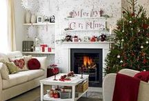 Christmas Decor / by Michele Yates {The Homesteading Cottage}
