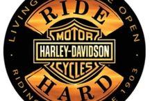 Harley Davidson / by Cassie Williams