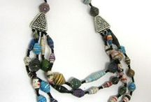 Jewelry Too:Textile/Paper/Micromacrame,