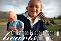 Operation Christmas Child / by Michele Yates {The Homesteading Cottage}
