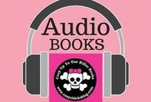 Our Audio Books / Our books that are available on audio.