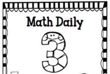 Math- The Daily 5 way