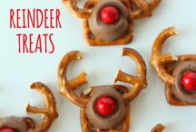 Healthier Christmas Party treats / Need ideas for a healthy Christmas treat alternative, feel free to try one of these. These are simply ideas for those that are interested. Ideas range from totally simple to totally creative.