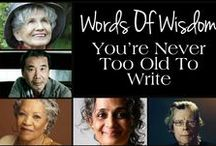 Quotes For Writers / Notes on writing from the experts so profound, we couldn't have said them any better ourselves!  / by Writer's Relief