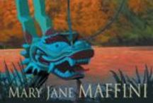 Books By Mary Jane Maffini / Light and lively mysteries with humor, suspense and sometimes even recipes  / by Cozy Chicks