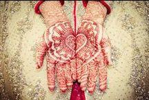 A R T - mehendi / Tatouages traditionnels au henné réalisés lors des mariages indiens et orientaux