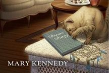 Books By Mary Kennedy / Mary Kennedy writes the Dream Club and Talk Show Radio mysteries, as well as young adult novels. / by Cozy Chicks