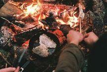 { Fire, Smoke and Mankind }