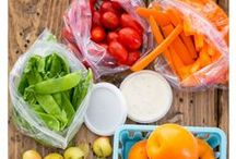 Healthy for Kids and School Lunch Ideas
