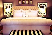 Bedroom Ideas / by Stephanie June-Mixon