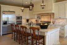 kitchens / by Delight Knapp
