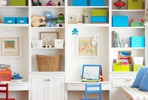 ideas for the kids rooms / both rooms are...awful. lets make them not so.