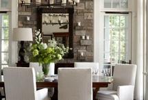 dining rooms / by Delight Knapp