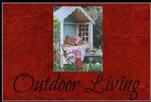 Outdoor Living / Gardening, diys, and games to make the outdoors fun