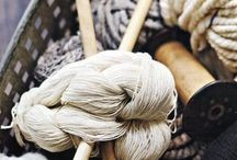 Knitting / Knitting is like therapy to me...until I have to rip it out and reknit it, which is also like therapy to me :) / by A Well Styled Life