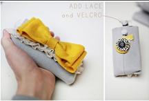fabric diy ~ сделай сам с тканью