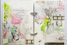 art journals ~ арт журналы