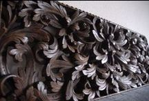 Wood Decor Ideas / International & Universal Wood Decor Ideas