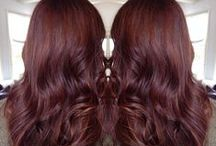 Hairstyles, color, nails & beauty products / by Pamela Wylie Branan