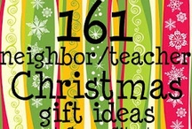 Gift Ideas / by Christy Roberson