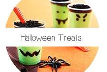 Halloween Treats / A scary good time will be had when you make these for a Halloween party!