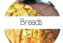 Breads / Get your fill of all the bread you want.