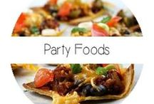 Party foods