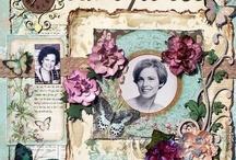 scrapbooking - vintage / by Beverley Gillanders