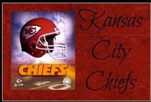 Go, Chiefs! / Kansas City Chiefs / by Misty Boone {aka The BarnPrincess}