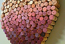 Wine bottles and Corks!