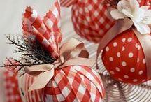 Christmas & Happy NY decor ~ Рождественский и Новогодний декор