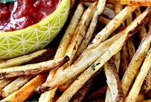 Food ~ Side Dishes «» / Potatoes, Vegetables,