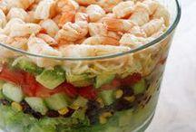 Food ~ Salads «» / Salads, main dish, sides, picnic