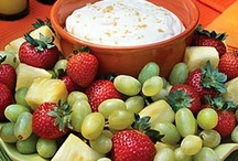 Food ~ Dips. Sauces, Etc. «» / Dips, Sauces, Spices, Dressings, Jelly, Spreads, Frostings, Salsas / by Debbie Warner
