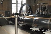 ir. D.F. Woudagemaal. UNESCO , Lemmer NL / het grootste nog werkende stoomgemaal ter wereld  /   worlds biggest still working steampumpstation