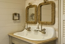 Bathroom Remodel Inspiration / by Capitol Romance