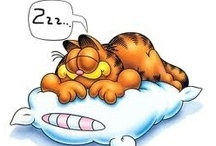 Illustrations ~ Garfield ⋇⋇
