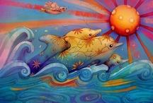 Illustrations ~ Karin Taylor Art  ⋇⋇ / Illustrations, art, images